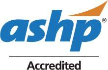 ASHP Accredited Logo